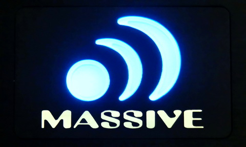 Massive Audio D800.4 Logo