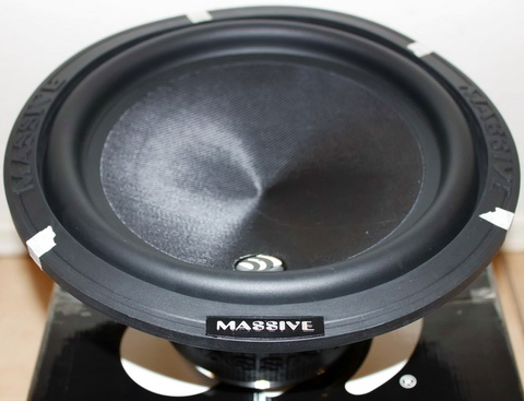 Massive Audio TW12
