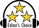 stereowise editors choice award